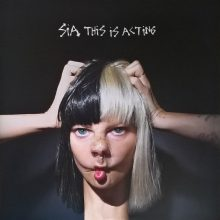 Disco de Vinil Sia - This Is Acting