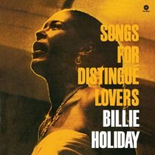 Disco de Vinil Billie Holiday - Songs For Distingué Lovers