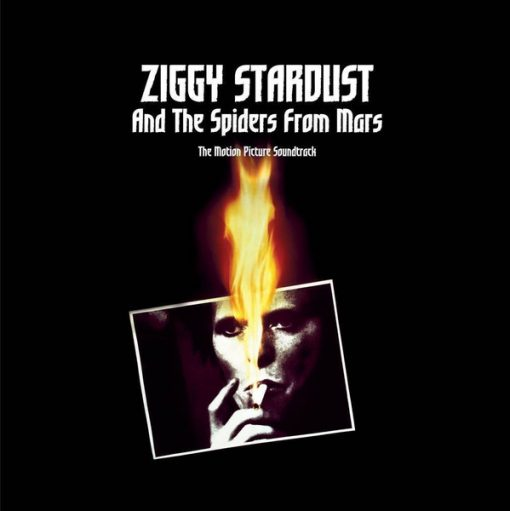 Disco de Vinil David Bowie ‎– Ziggy Stardust And The Spiders From Mars (The Motion Picture Soundtrack)