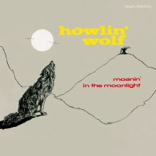 Disco de Vinil Howlin' Wolf - Moanin' In The Moonlight