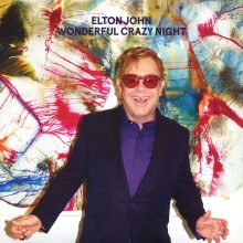 Disco de Vinil Elton John - Wonderful Crazy Night