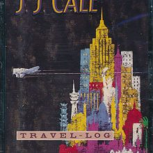 Fita Cassete K7 JJ Cale - Travel-Log