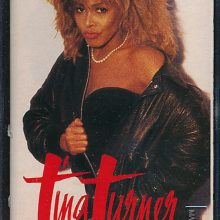 Fita Cassete K7 Tina Turner - Break Every Rule