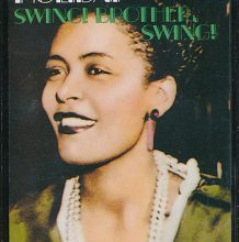 Fita Cassete K7 Billie Holiday - Swing! Brother, Swing!