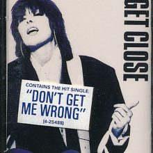 Fita Cassete K7 The Pretenders - Get Close
