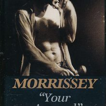 Fita Cassete K7 Morrissey - Your Arsenal