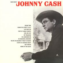 Disco de Vinil Johnny Cash - Now Here's Johnny Cash