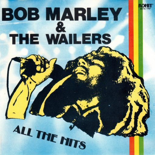 Fita Cassete Bob Marley & The Wailers ‎– All The Hits
