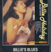 Fita Cassete K7 Billie Holiday ‎– Billie's Blues