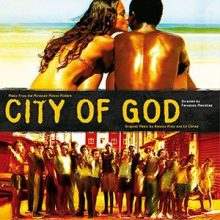 Disco de Vinil Ed Cortes - City of God (Cidade de Deus)