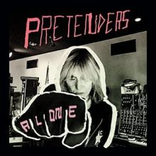 Disco de Vinil The Pretenders - Alone