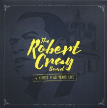 Disco de Vinil Robert Cray Band, The - 4 Nights Of 40 Years Live