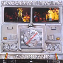 Disco de Vinil Bob Marley - Babylon By Bus