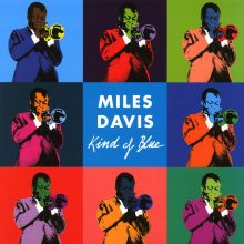 Disco de Vinil Miles Davis - Kind Of Blue