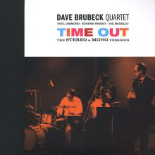 Disco de Vinil Dave Brubeck Quartet - Time Out: The Stereo & Mono Versions