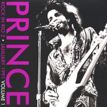 Disco de Vinil Prince - Rock In Rio 2 Volume 1: January 1991