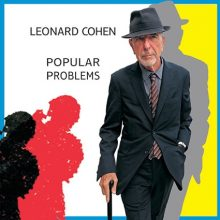 Disco de Vinil Leonard Cohen ‎– Popular Problems