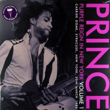 Disco de Vinil Prince - Purple Reign In NYC Vol. 1
