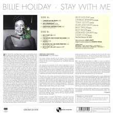 Disco de Vinil Billie Holiday - Stay With Me