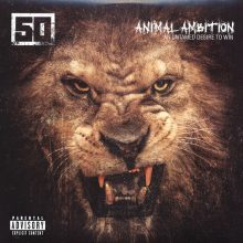 Disco de Vinil 50 Cent - Animal Ambition: An Untamed Desire To Win