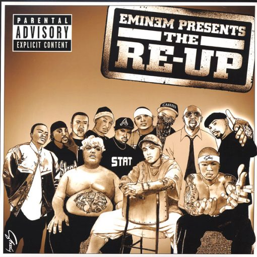 Disco de Vinil Eminem - Eminem Presents The Re-Up