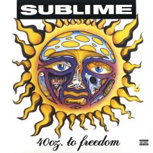 Disco de Vinil Sublime - 40oz. To Freedom