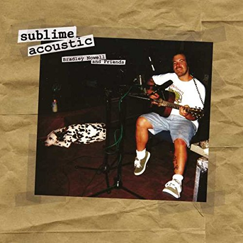 Disco de Vinil Sublime - Acoustic: Bradley Nowell & Friends
