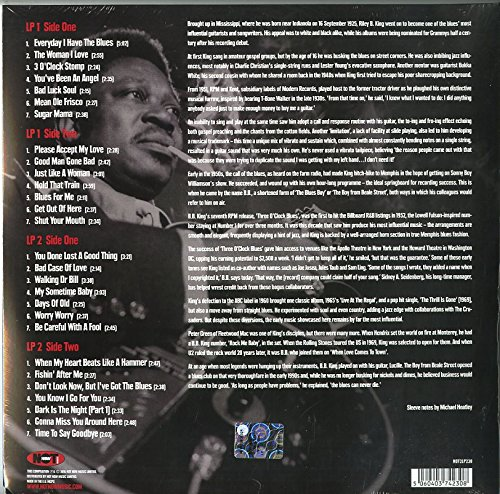 Disco de Vinil B.B. King - Can't Kick The Blues