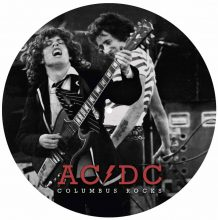Disco de Vinil AC/DC ‎– Columbus Rocks (Picture Disc)