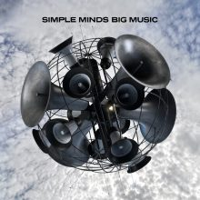 Disco de Vinil Simple Minds - Big Music
