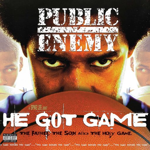 Disco de Vinil Public Enemy - He Got Game