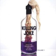 Disco de Vinil Killing Joke - Live At The Hammersmith Apollo 16.10.2010 Volume 1