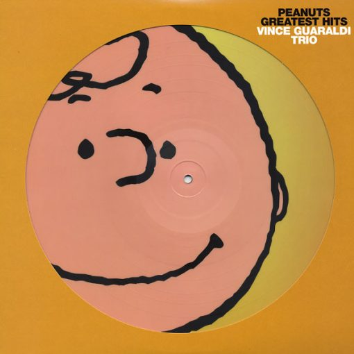Disco de Vinil Vince Guaraldi Trio - Peanuts Greatest Hits (Picture Disc)