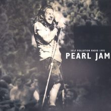 Disco de Vinil Pearl Jam - Self Pollution Radio 1995