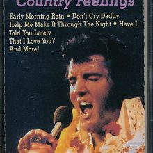 Fita Cassete K7 Elvis Presley - Country Feelings