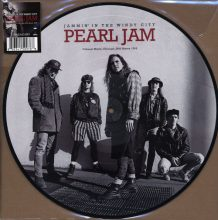 Disco de Vinil Pearl Jam - Jammin' In The Windy City: Cabaret Metro, Chicago, 28th March 1992