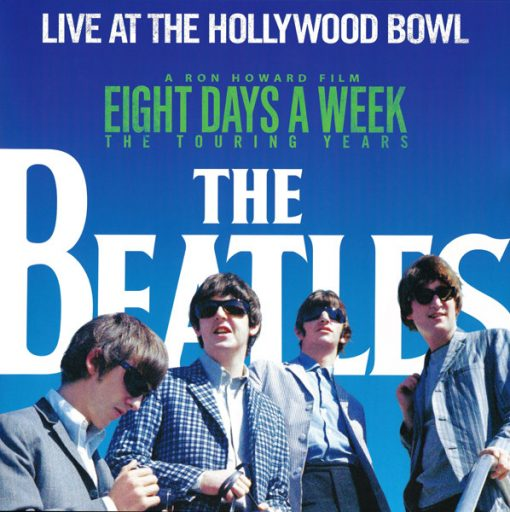 Disco de Vinil The Beatles - Live At The Hollywood Bowl
