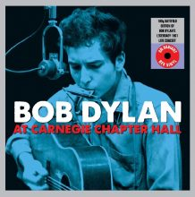 Disco de Vinil - Bob Dylan - At Carnegie Chapter Hall