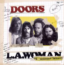 Disco de Vinil The Doors - L.A. Woman: The Workshop Session
