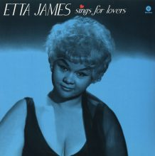 Disco de Vinil Etta James - Sings For Lovers