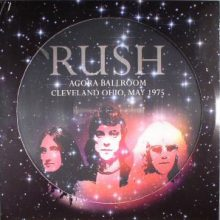 Disco de Vinil Rush - Agora Ballroom, Cleveland Ohio, May 1975