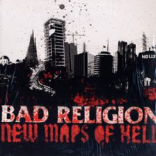 Disco de Vinil Bad Religion - New Maps Of Hell