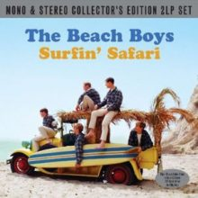 Disco de Vinil The Beach Boys - Surfin' Safari-Mono/ Stereo