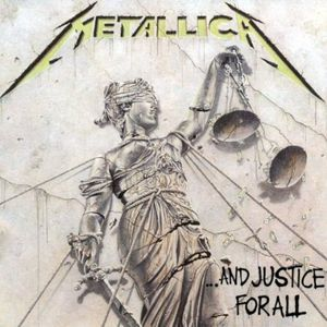 CD Metallica - And Justice for All