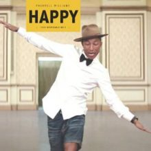 Disco de Vinil Pharrell Williams - Happy