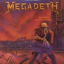 Disco de Vinil Megadeth - Peace Sells But Who's Buying?