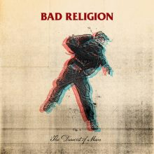 Disco de Vinil Bad Religion ‎– The Dissent Of Man
