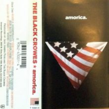 Fita Cassete K7 The Black Crowes - Amorica