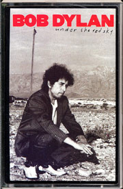 Fita Cassete K7 Bob Dylan - Under The Red Sky