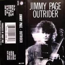 Fita Cassete K7 Jimmy Page - Outrider